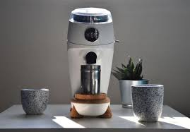 Use a coffee grinder to make fresh coffee and a perfect brew from the comfort of home. Niche Zero The Best Conical Burr Coffee Grinder Indiegogo Capsule Coffee Machine Burr Coffee Grinder Coffee Grinder