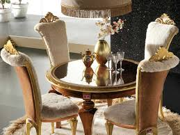 tips to choose luxury dining table small luxury dining table set