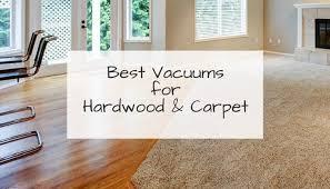 best vacuum for hardwood floors and carpet 2019