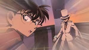 Thám Tử Lừng Danh Conan 14: Con Tàu Biến Mất Giữa Trời Xanh (2010) -  Backdrops — The Movie Database (TMDB)