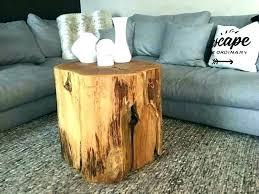 tree stump side table coffee table tree stump stump coffee table wood stump coffee table tree trunk coffee table stump natural tree stump side table uk