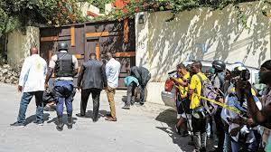 Detienen a presuntos autores de magnicidio en Puerto Príncipe | El  Economista