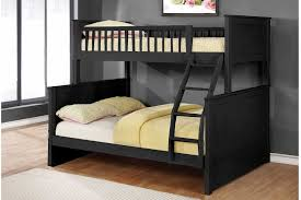 Lucas Gray Twin/Full Bunk Bed