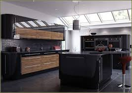 custom black kitchen cabinets. 55 Examples High-res High Gloss Black Kitchen Cabinets Home Design Ideas Semi Paint For Wall And White Ikea How To Clean Cabinet Doors Full Size Tv On Custom N