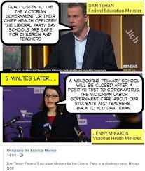 Secret recording of daniel andrews finding out about the new. Lynda French On Twitter Dan Tehan Admits He Overstepped The Mark In Attack On Daniel Andrews Over Coronavirus Schools Closure Https T Co 04n9rnqxnm Victoria Https T Co Hlfs3hijk5
