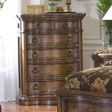 San Mateo Bedroom Furniture Pulaski San Mateo 5 Drawer Chest Reviews Wayfair