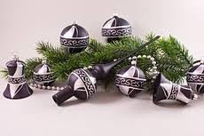 Werksverkauf Von Mundgeblasenen Weihnachtskugeln Im Set Aus