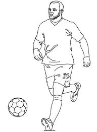 Disegni Da Colorare Calciatori Inter Fredrotgans