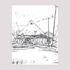 画家 加藤幹彦が描く水彩の世界 塗り絵シリーズ Vol1