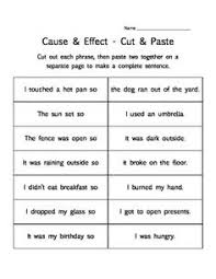 46 Best Cause And Effect Images Cause Effect Teaching