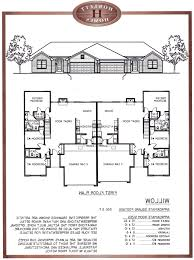 Small 2 Bedroom 2 Bath House Plans Home Design Plan South Apartments 1 2 Bed Bath Brown Plans