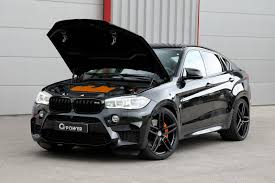 Sport Series bmw power wheel : G-Power BMW X6 M delivers 739 horsepower