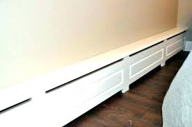 how to paint baseboard heater baseboard covers custom made wood baseboard heater cover paint decorative covers