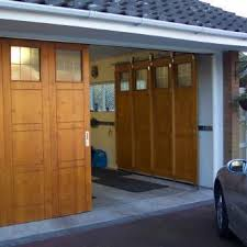 sliding garage doorsAlternative or Unusual Garage Door Opening Ideas  The Garage