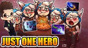 miracle dota 2 meepo it s just one hero youtube