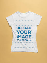 T Shirt Making Program T Shirt Mockup Generator Promote Your T Shirt Business Placeit