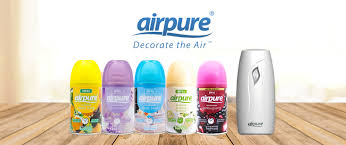 Automatic Air Fresheners - Decorate the Air®