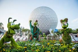 disney flower and garden. Disney Expands Flower And Garden Festival R
