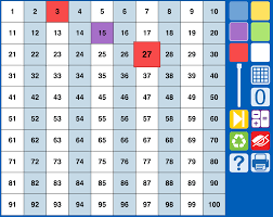 Interactive Counting Chart Interactive Hundreds Grid Chart
