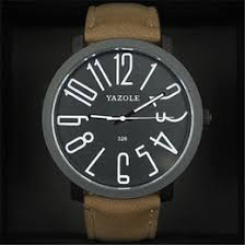 oversized watch bands online oversized watch bands for casual quartz watches women men leather band oversized arabic numerals big dial student watches male orologio uomo