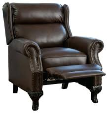 tan leather recliner chairs uk dark brown club chair traditional home design tan leather recliner