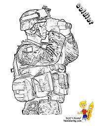 Coloring Pages For Military Kids Printable Coloring Page For Kids