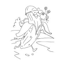 Small Picture Top 25 Free Printable Banana Coloring Pages Online