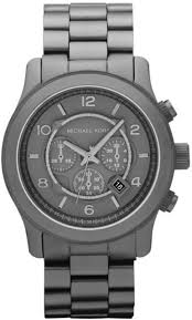 michael kors black stainless steel men s watch mk8226 watchtag com michael kors black stainless steel men s watch mk8226