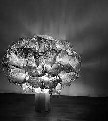 handmade lighting design. Sea Foam Lamp By Alexandra Velleley Lighting Design, Handmade Lamp, Flyscreen Upcycled. Design V