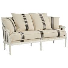 magnolia home by joanna gaines parlor  settee sofa  dunk
