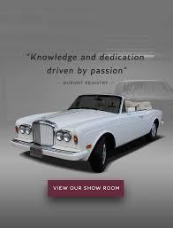 Vantage Motorworks Inc. | Sales & Restoration of Classic Automobiles