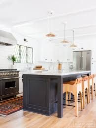 Black Hardware Kitchen Cabinet Ideas The Inspired Room