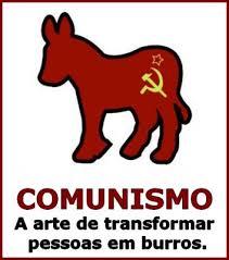 Afbeeldingsresultaat voor charge comunista