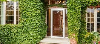 fullview glass storm door