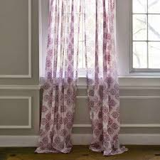 Plum Bedroom Curtains Curtains And Drapes Purple