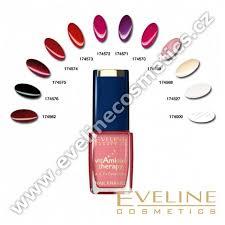 Vzorník Laky Na Nehty Kosmetika Eveline Eveline Cosmetics