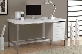 adorable home office desk full size. modren size glossy grey table lamp completing modern small white desk with floating  drawers near painted wall on adorable home office full size o