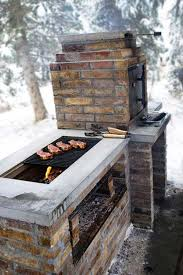 there is no better thing than making a grill in your backyard to enjoy your time