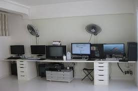 Appealing Built In Computer Desk Ideas Creative Simple And Smart Diy Desk  Decorating Ideas With Modern