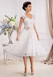 knee length wedding dresses dresscab