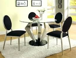 black glass kitchen table lovely glass kitchen table round glass kitchen table sets image of black