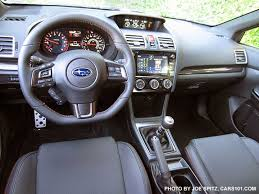 2018 subaru wrx interior. unique interior 2018 subaru wrx limited interior and dash perforated gray leather interior  7 for subaru wrx h