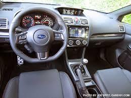 2018 subaru manual. delighful subaru 2018 subaru wrx limited interior and dash perforated gray leather  interior 7 intended subaru manual