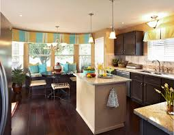 Yellow And Blue Kitchen Kitchen Curtains Blue And Yellow Kutsko Kitchen