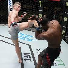 UFC Vegas 17, The Morning After ...