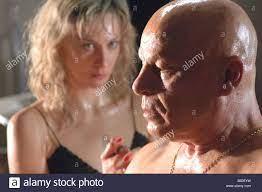 L'Inconnue (2006) La Sconosciuta (2006) Italien Ksenija Rappoport, Michele  Placido Regie: Giuseppe Tornatore Stockfotografie - Alamy