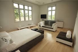 modern hardwood floor designs. 1 Modern Stylish Furniture In A Wood Floor Bedroom Min - Design Ideas With Hardwood Designs D
