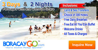 3 days 2 nights boracay packages