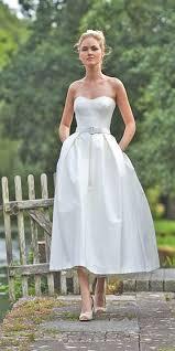 best 25 tea length wedding dresses ideas