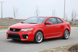 Kia Forte Koup Gets R Package in Canada - autoevolution